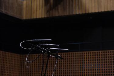 オーディション・コンクール用録音撮影を行なっています